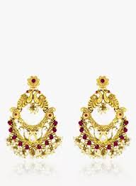 new fashion gold earrings golden earrings for women buy golden women earrings online in india
