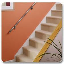 Richard Burbidge Handrail Stairs Staircase Handrail Banister Rail Support Kit 3 6m Satin