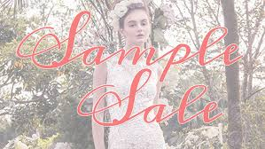 Sale Wedding Dresses The Advantages Of Buying A Sample Sale Wedding Dress