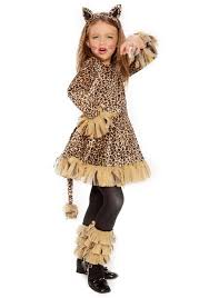 Halloween Costumes Kid Girls 25 Leopard Costume Ideas Leopard Makeup Cat