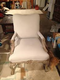 Decorative Armchairs Best 25 Fabric Chairs Ideas On Pinterest Painting Fabric Chairs