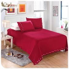 Sheets That Don T Wrinkle Aliexpress Com Buy American Pillowcase Luxury Queen Size Bed