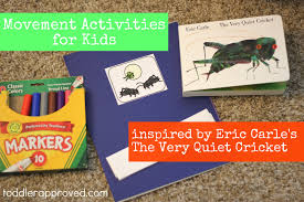toddler approved the very quiet cricket virtual book club u0026 blog hop