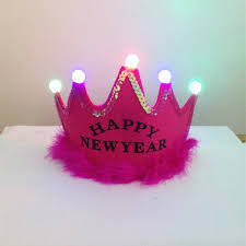 new year supplies up princess tiaras with trim for new year party supplies