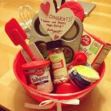 cheap gift baskets diy dollar store housewarming gift basket from someone who bakes