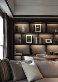 miemasu dark wood on behance bookcases shelves pinterest