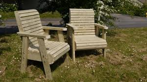 wooden garden chairs homes and garden