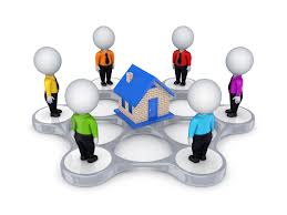 use the internet and social media to help you find the perfect house