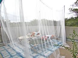 Outdoor Net Canopy by Porch Mosquito Netting Best Mosquito 2017