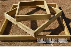 Raised Flower Bed Corners - diy how to build a sturdy three tiered raised garden box tight
