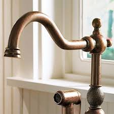kitchens faucets best 25 copper kitchen faucets ideas on copper faucet