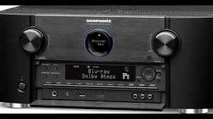 home theater blu ray receiver best home theater receiver 2018 marantz sr7011 review youtube