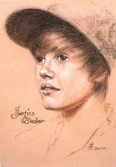 a sketch of justin bieber a sketch of justin bieber by yvo u2026 flickr