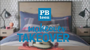 Pb Teen Design Your Own Room by Dream Bedroom Makeover With Pbteen Soren Youtube