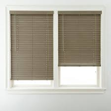 Cheapest Wood Blinds Faux Wood Blinds Under 10 For Clearance Jcpenney