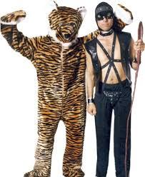 Lion Tamer Costume Big Top Clown Costumes Bright Funny Circus U0026 Clown