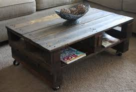 Coffee Table From Pallet 18 Diy Pallet Coffee Tables Guide Patterns