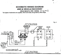 mile marker winch wiring diagram gooddy org