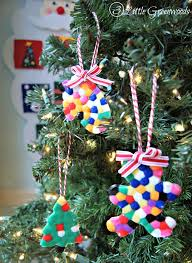 melted bead ornaments christmas activity for kids