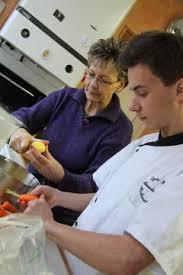 devenir professeur de cuisine argentan à 18 ans l étudiant en cuisine donne des cours