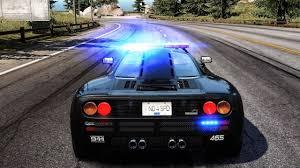 police mclaren need for speed pursuit mclaren f1 police test drive