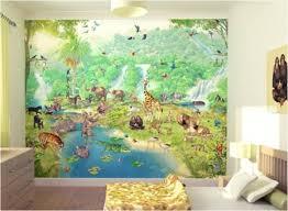 papier peint chambre garcon 7 ans un mur pour entrer dans un monde imaginaire d enfant lucky