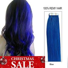 blue hair extensions best and coolest 23 blue hair extensions