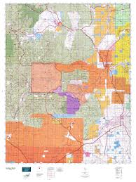 Topographical Map Of New Mexico by New Mexico Gmu 6c Map Mytopo
