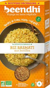 cuisiner le riz basmati riz basmati aux lentilles bio