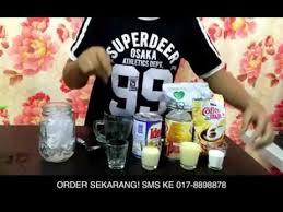 cara membuat thai tea latte cara buat teh thailand how to serve thai tea beverage youtube