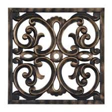 carved wood medallion wall bronze carved vine medallion wall plaque