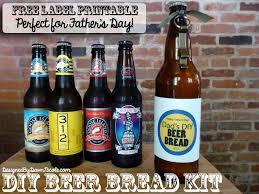 make homemade beer labels modern homemade