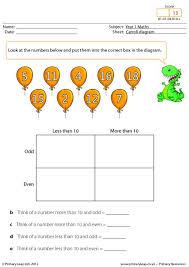 primaryleap co uk data carroll diagram worksheet maths