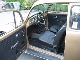 Old Beetle Interior One Year Only U2013 1967 Volkswagen Beetle Plus Bonus Rod