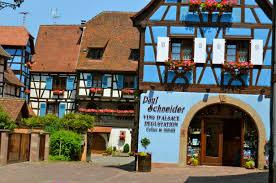 euguisheim the cutest town in the world schwingeninswitzerland