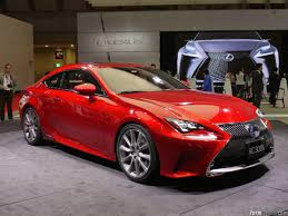 red lexus truck color trends red sets the stage for tokyo