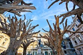 bring ai weiwei s tree sculptures to s royal academy by