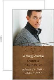 memorial card memorial cards funeral memorial cards