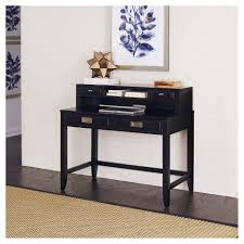 Black Student Desk With Hutch Prescott Student Desk And Hutch Black Home Styles Target