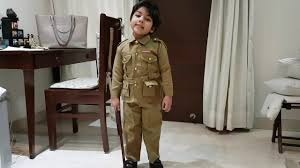 show n tell policeman cop community helper raghav mathur 4