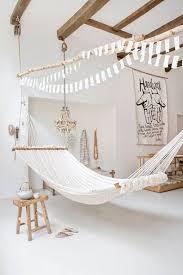 40 relaxing indoor diy hammock designs to nail the summer