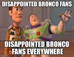 Broncos Losing Meme - raiders suck broncos too imgflip