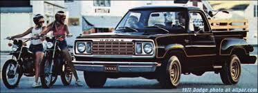dodge trucks dodge warlock trucks 1976 1979
