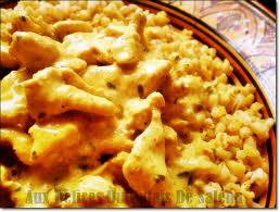cuisiner avec du lait de coco poulet au lait de coco curry facile rapide aux délices du palais