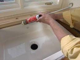 how to install a butcher block countertop how tos diy run bead of silicone under edges to seal sink