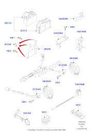 anti lock braking system ford ka 1996 2008 ccq