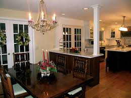 Open Kitchen Dining Room Kitchen Dining Room Remodel Completure Co