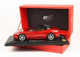 california model car bbr models 1 18 california t high end resin model car