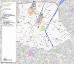 Seattle Premium Outlet Map by Map Of The Canal Saint Martin Http Map Of Paris Com Parks