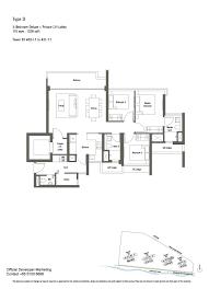 One Shenton Floor Plan Principal Garden Best Selling Development Fr 14xxpsf Only City